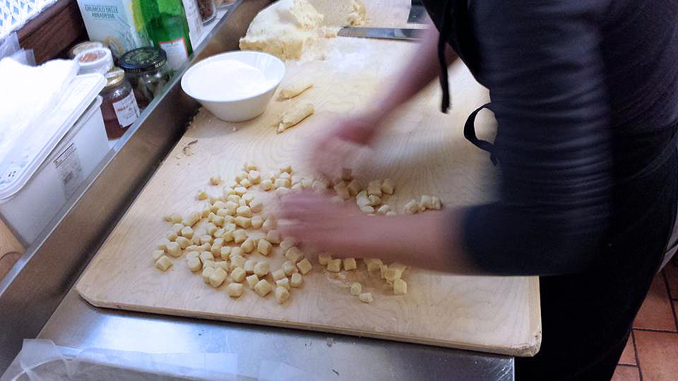cucina - gnocchetti