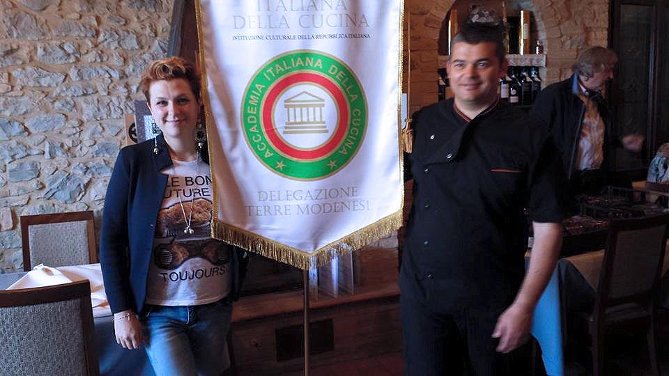 delegazione cucina  italiana