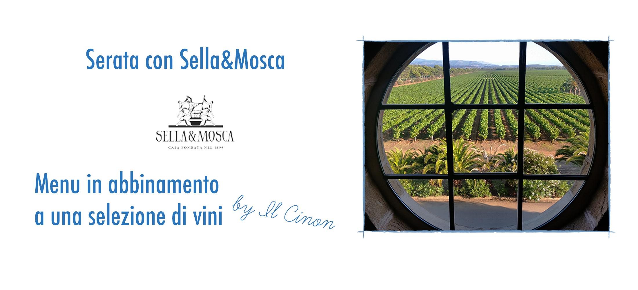 Serata con Sella&Mosca